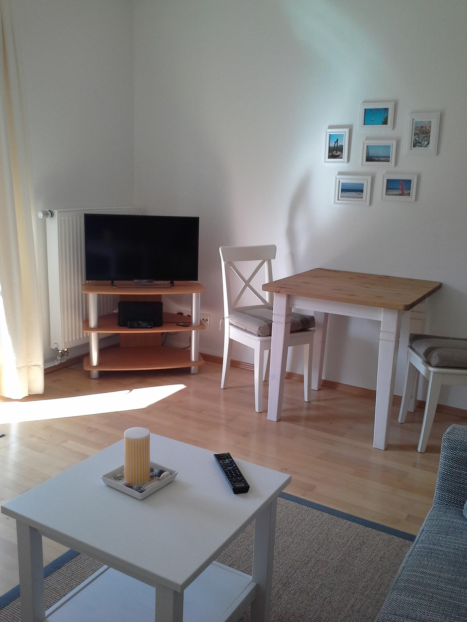 Lütje Stuv bis 2 Personen - kleine Ferienwohnung auf Juist